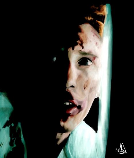 Johnny Rotten by lokiangel87